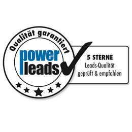 Powerleads Qualitätssiegel